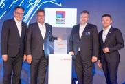 Bosch Global Supplier Award