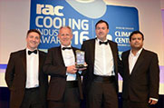 RAC Cooling Industrie Award 2016