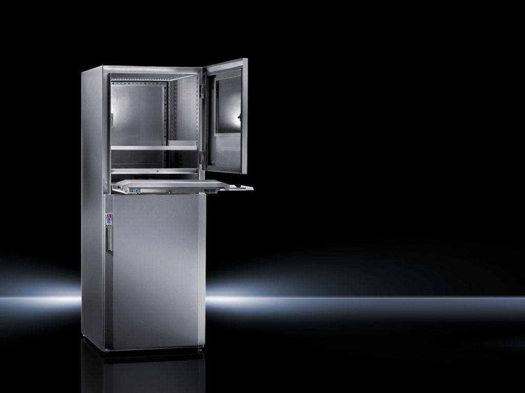 Sistema de armarios pc acero inoxidable - Armarios de acero inoxidable ...