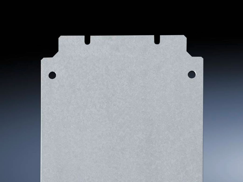 Mounting plate for KL and KL-HD
