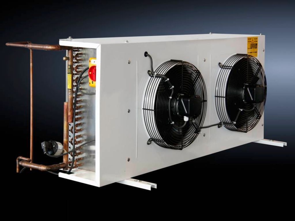 Condenser unit for LCP DX