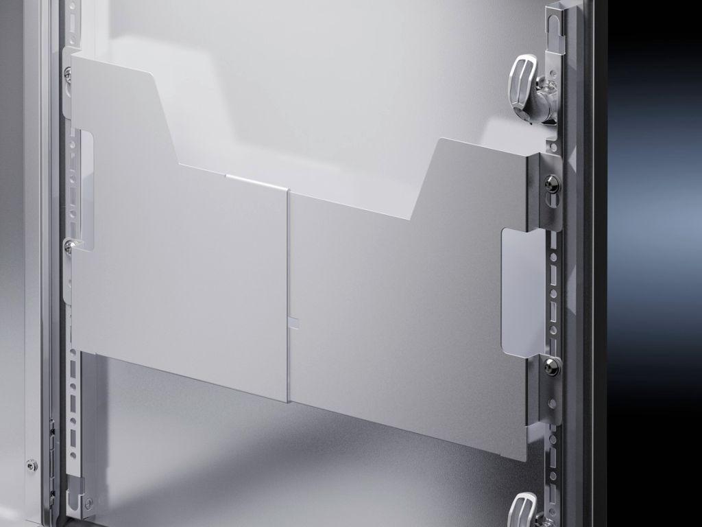 schaltplantasche aus stahlblech breitenvariabel f r ax. Black Bedroom Furniture Sets. Home Design Ideas