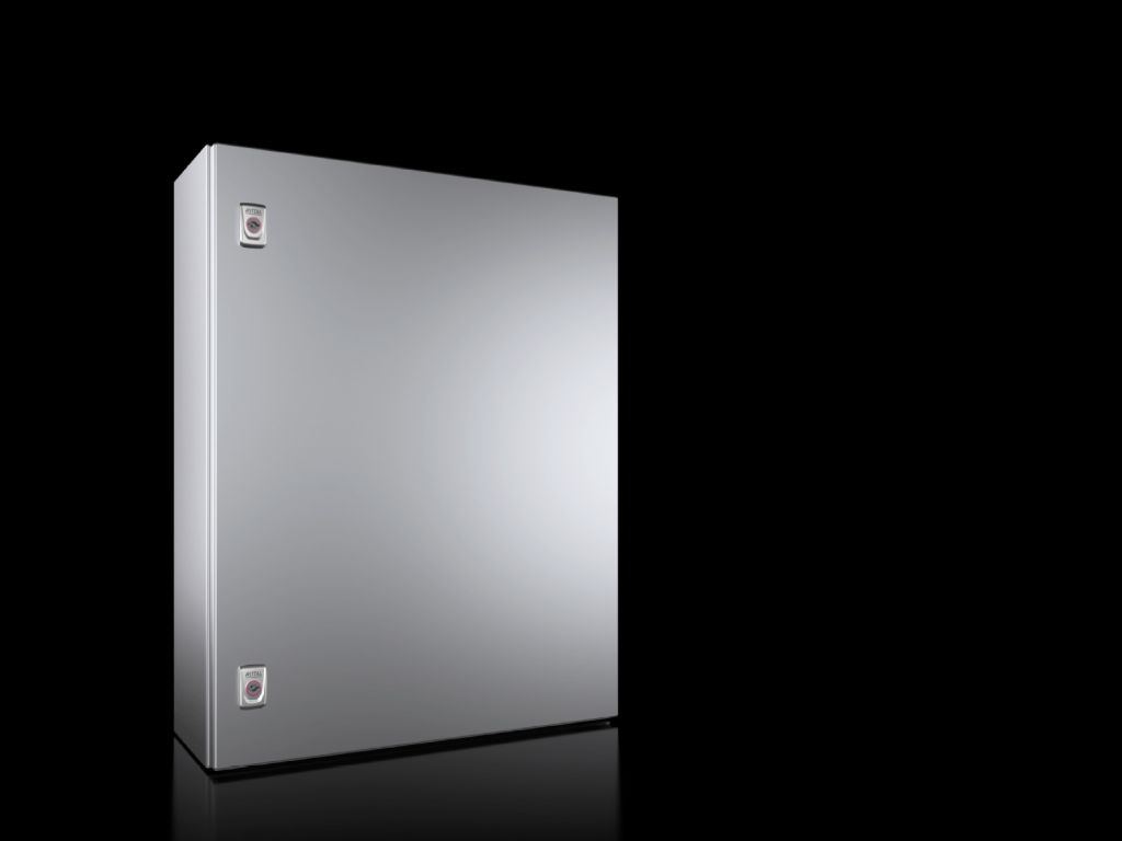 Compact enclosure AX Basic enclosure AX, stainless steel