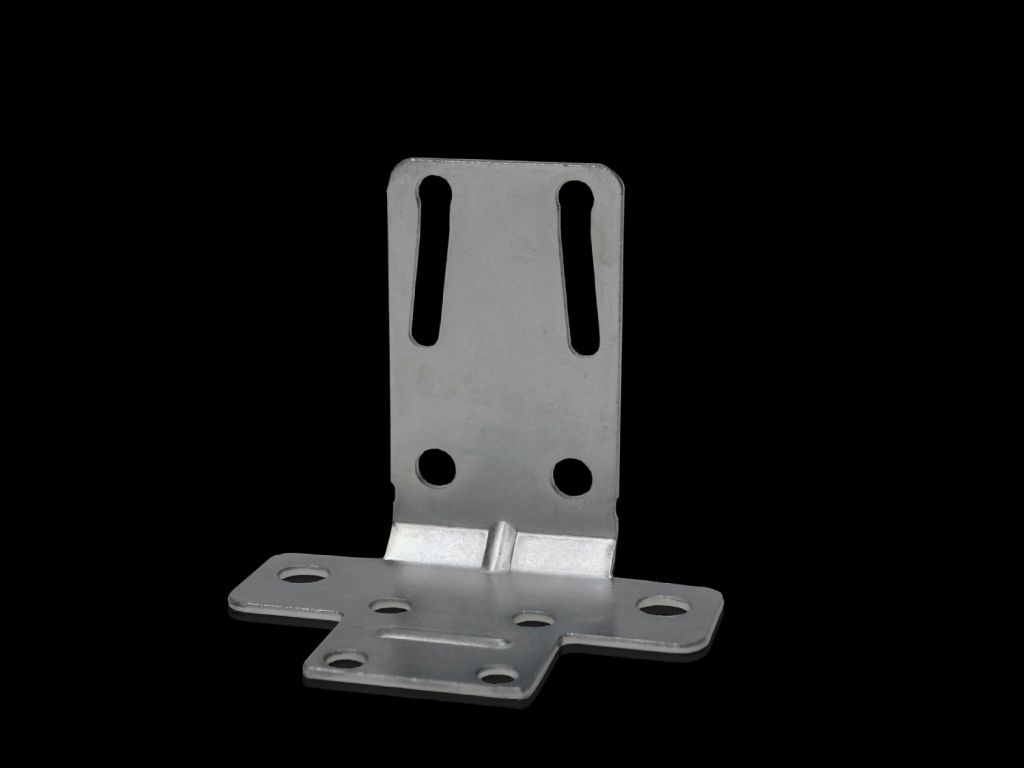 Angular baying bracket for TS/TS