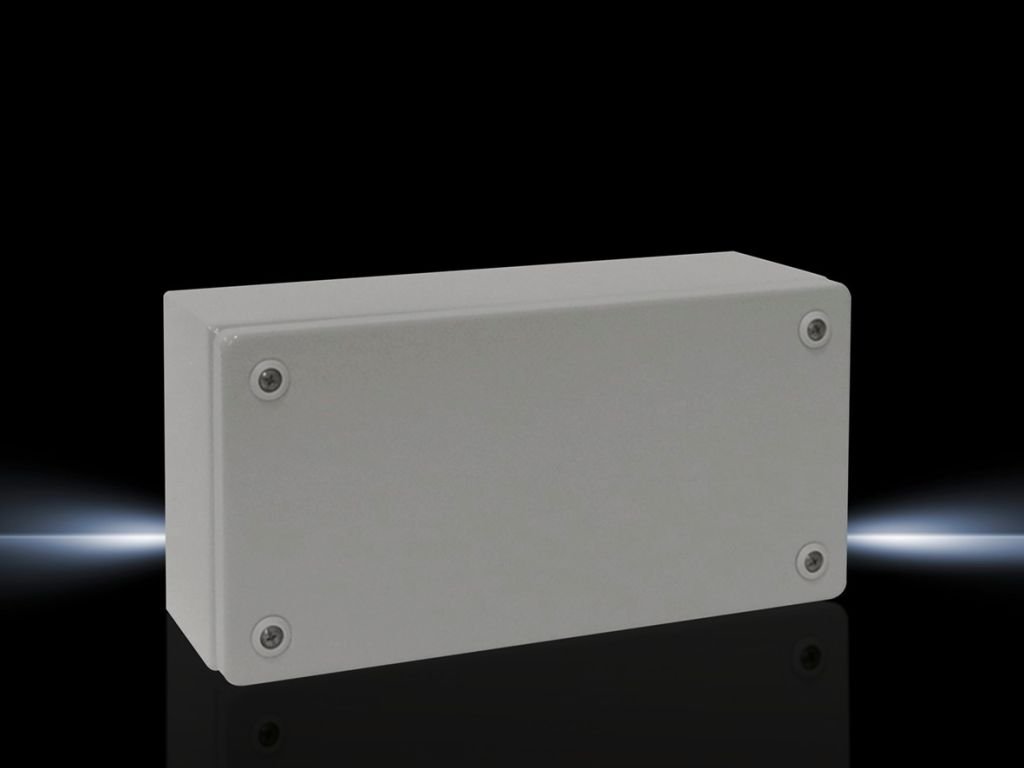 Terminal boxes KL without gland plate