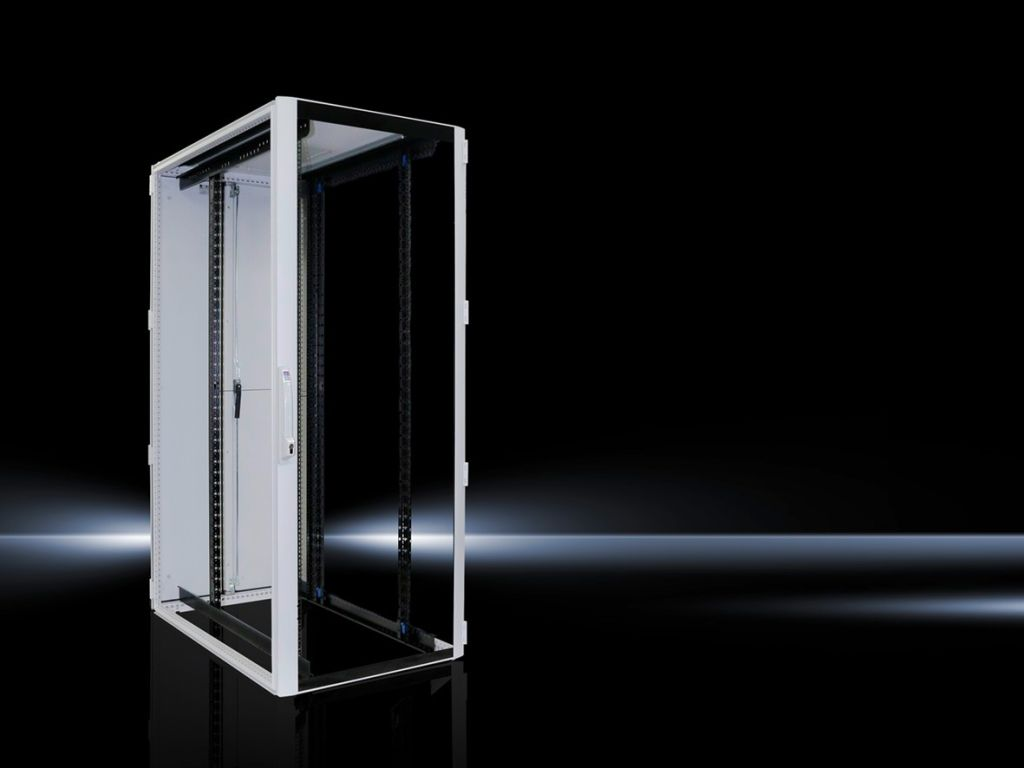 Network Server Enclosure Ts It With Glazed Door With 482