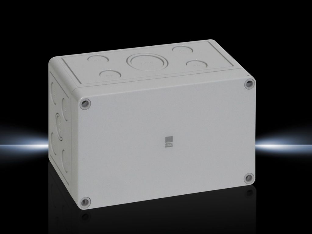 Polycarbonate enclosures PK with knockouts