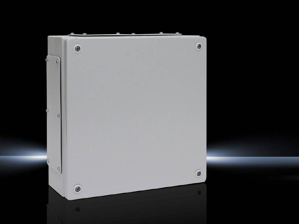 KL Terminal Boxes with gland plate - 1535.510