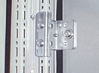 Anreihbefestigung vertikal für TS/TS mit Trennwand