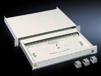 LWL-Spleißbox mit Teleskopauszug abschließbar