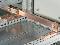 PE/PEN-Schienensystem