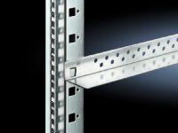 Gleitschienen, Schwerlast für TS Netzwerkschränke mit zwei Befestigungsebenen