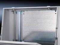 Teilmontageplatten, einhängbar für TP, TS, SE