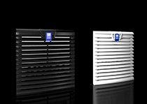 Rittal TopTherm Filterfläktar nu tillgängliga i RAL 9005