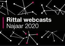 Nieuw: webcasts