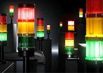 Нова система сигнальний колон на світлодіодах