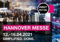 Visit Rittal & Eplan at Hannover Messe Digital Edition 2021