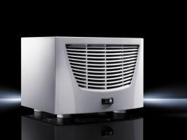 Air/Water Heat Exchangers Roof-mounted