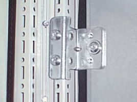 Baying attachment, vertical for TS/TS with divider panel