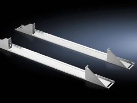 Depth stays for TS for L-shaped mounting angles into TS, 482.6 mm (19
