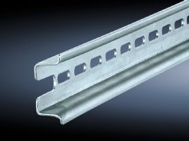 Support rail TS 35/15 to EN 60 715 for VX, TS, SE