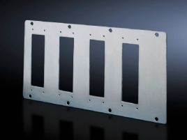 Module plates For 16/24-pole connectors