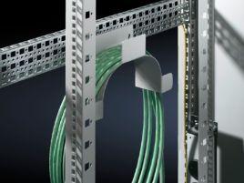Surplus cable holder