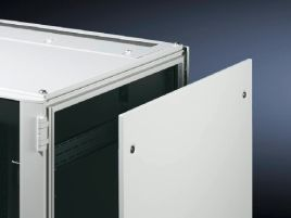 Side panel, lockable for TS, TS IT