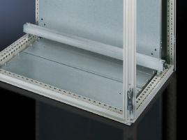 电缆夹钳轨 角型材,用于 TS、SE、PC、TP 通用琴式控制台、TS 底座、Flex-Block
