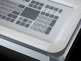 Built-in keyboard 19