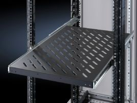 Component shelf, pull-out 482.6 mm (19