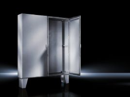 TS 8 freestanding enclosures Stainless steel