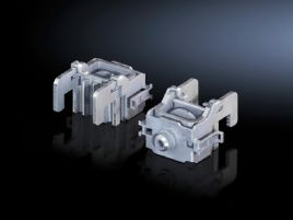 Contact terminal for NH slimline fuse-switch disconnectors/connection adaptors