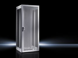 Network enclosures TE 8000 Depth 1000 mm, vented