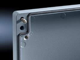 Cast aluminium enclosures GA