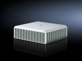 Roof-mounted fans for TS, TS IT, for the office sector