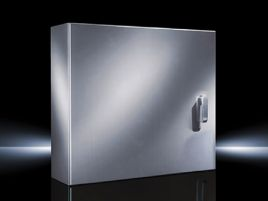 Wallmounted enclosure Stainless steel