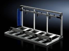 Clamping frame