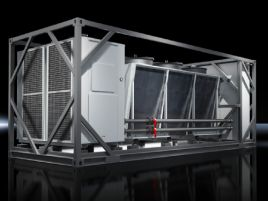 RDC Cooling Container