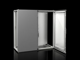 Baying enclosure system VX25 Basic enclosure