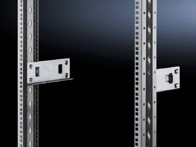 Slide Rail for pivoting frame
