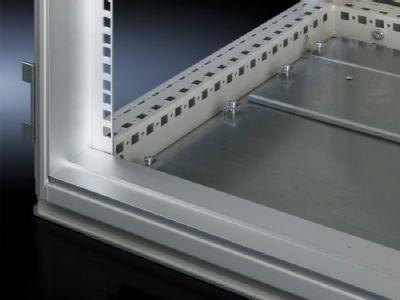 """Декоративные панели, 482,6 мм (19""""), горизонтальные для адаптерных профилей"""