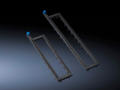 Support frame for OM adaptors/supports