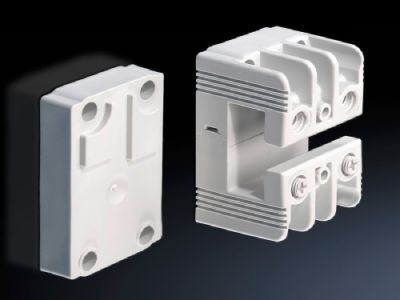 Busbar supports single-/2-pole