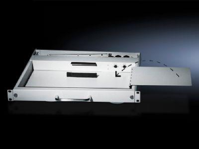 Mousepad for keyboard rack