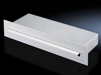 Клавиатура, выдвижная со встроенным трекболом