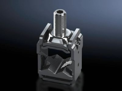 Box terminal for NH slimline fuse-switch disconnectors
