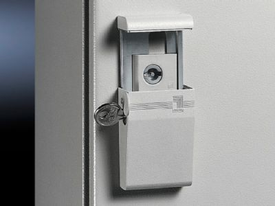 Semi-cylinder lock for AE