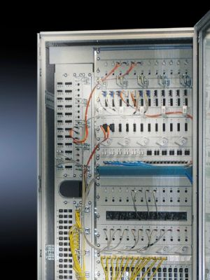 安装框架 54 U 用于 TS8
