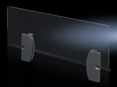 Plastic wiring plan pocket for AE